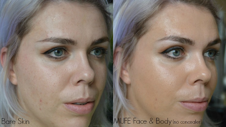 Review Make Up For Ever Face Amp Body Foundation Laura