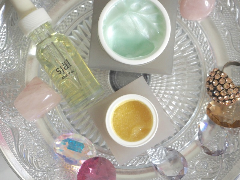 SJAL skincare review