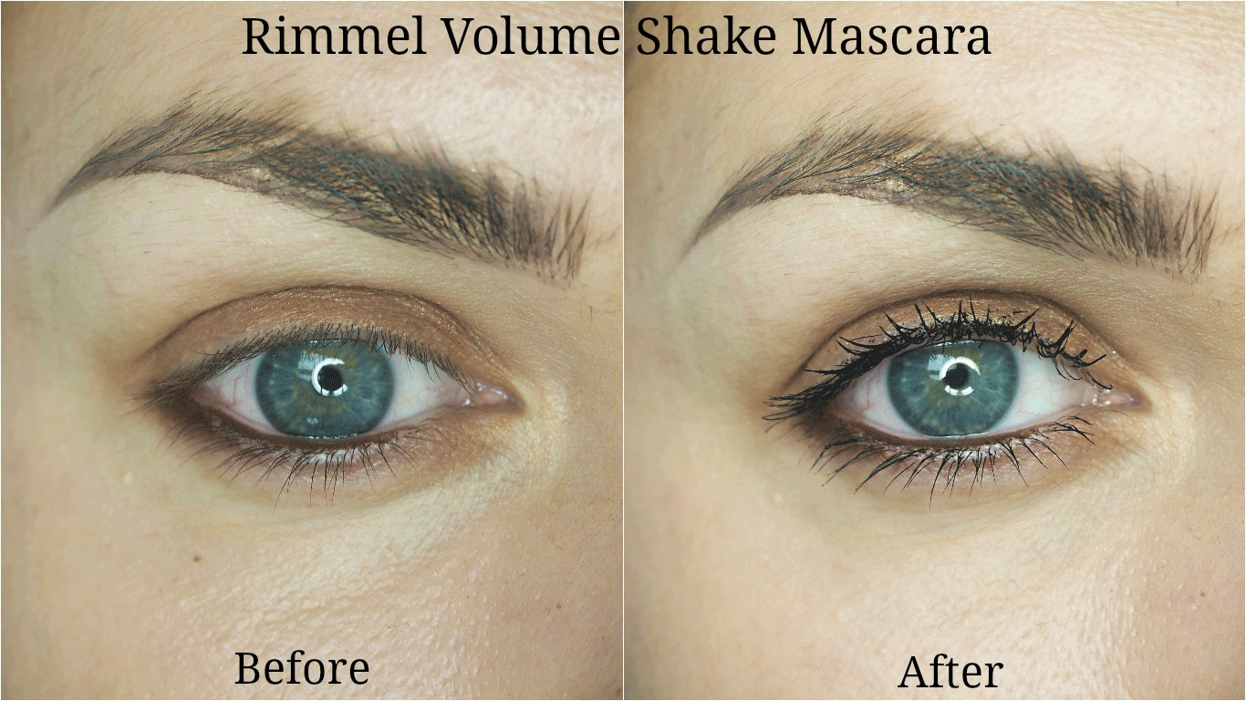 3ea06125090 Rimmel Volume Shake Mascara Review | Before & After. - Laura Louise ...