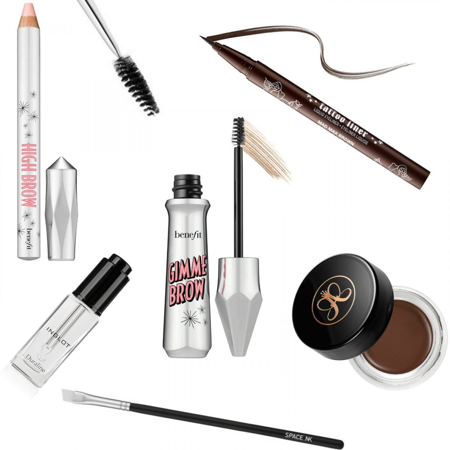 My Everyday Brow Routine Laura Louise Makeup Beauty