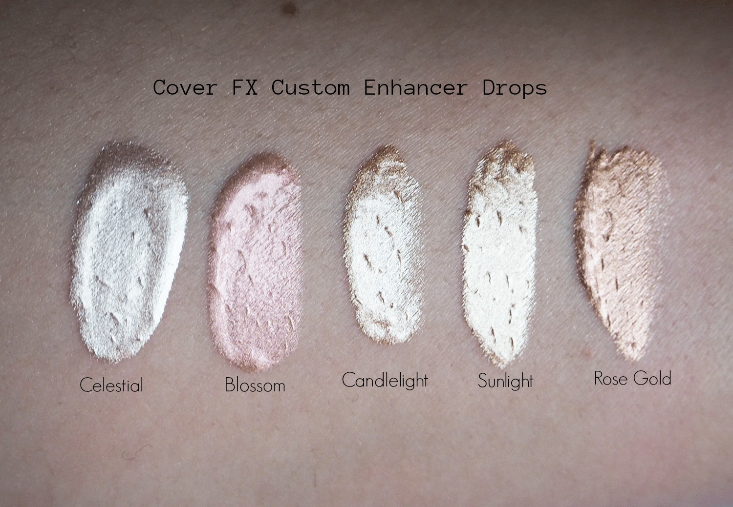 The Perfect Light Highlighting Powder by Cover FX #12