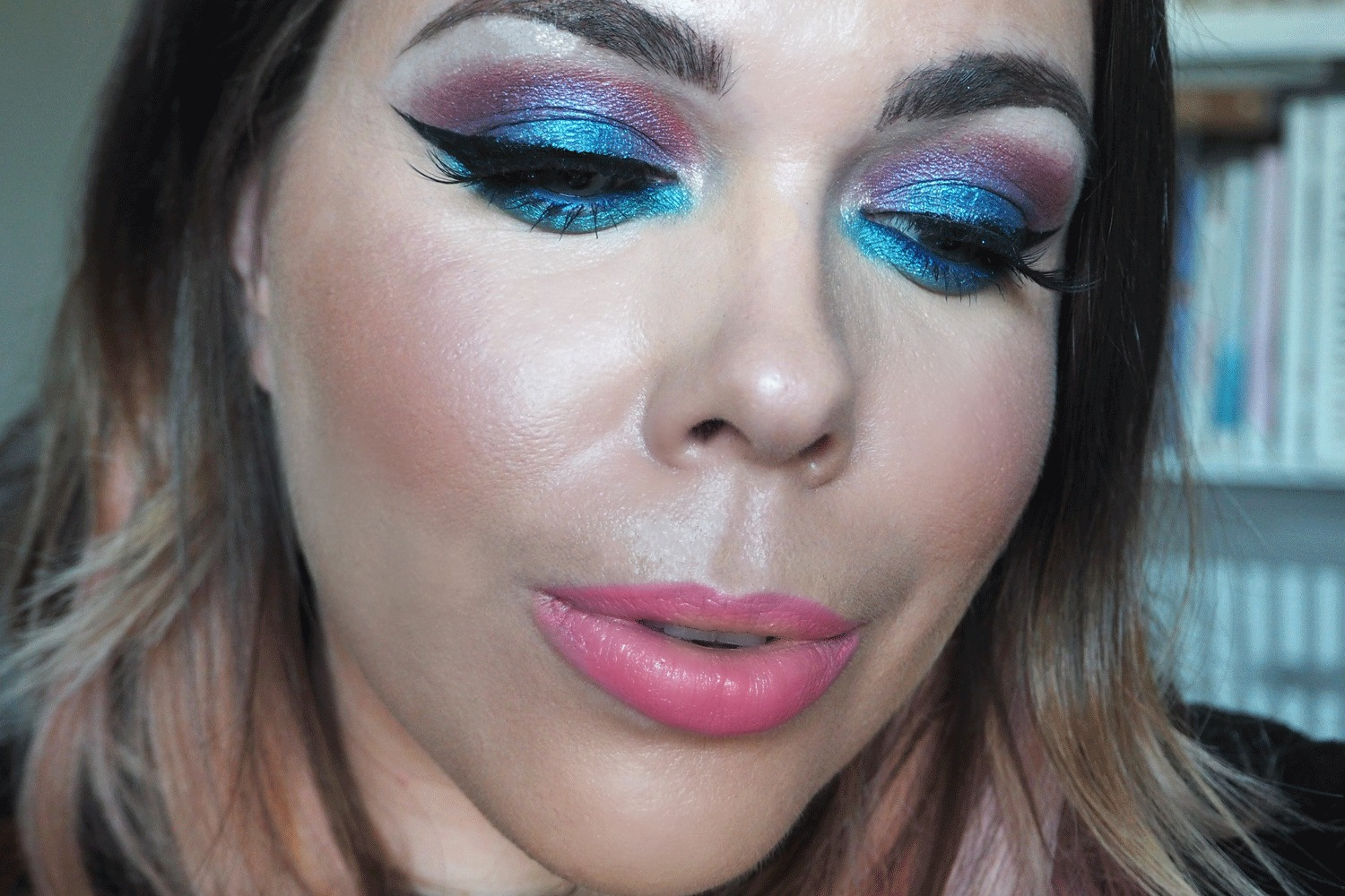 Urban decay makeup tutorial laura louise makeup beauty urban decay makeup tutorial baditri Image collections
