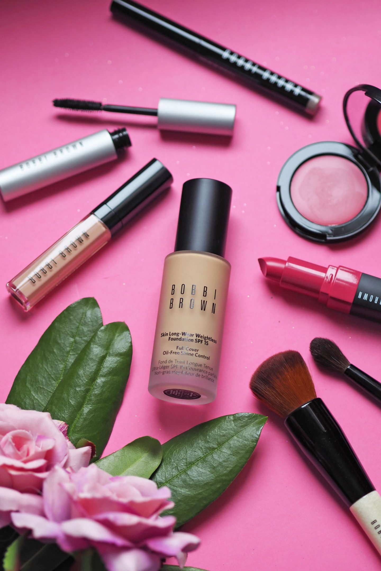 Bobbi Brown My #CantLiveWithout Makeup Products. - Laura ...