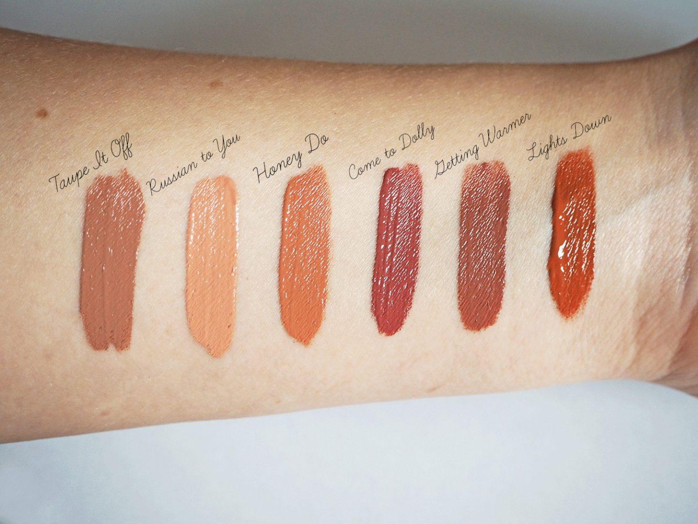 Buxom Va-Va- Plump Shiny Liquid Lipstick Review - Pretty