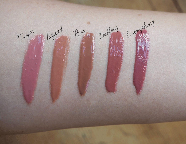 Gen Nude Liquid Lipstick by bareMinerals #4