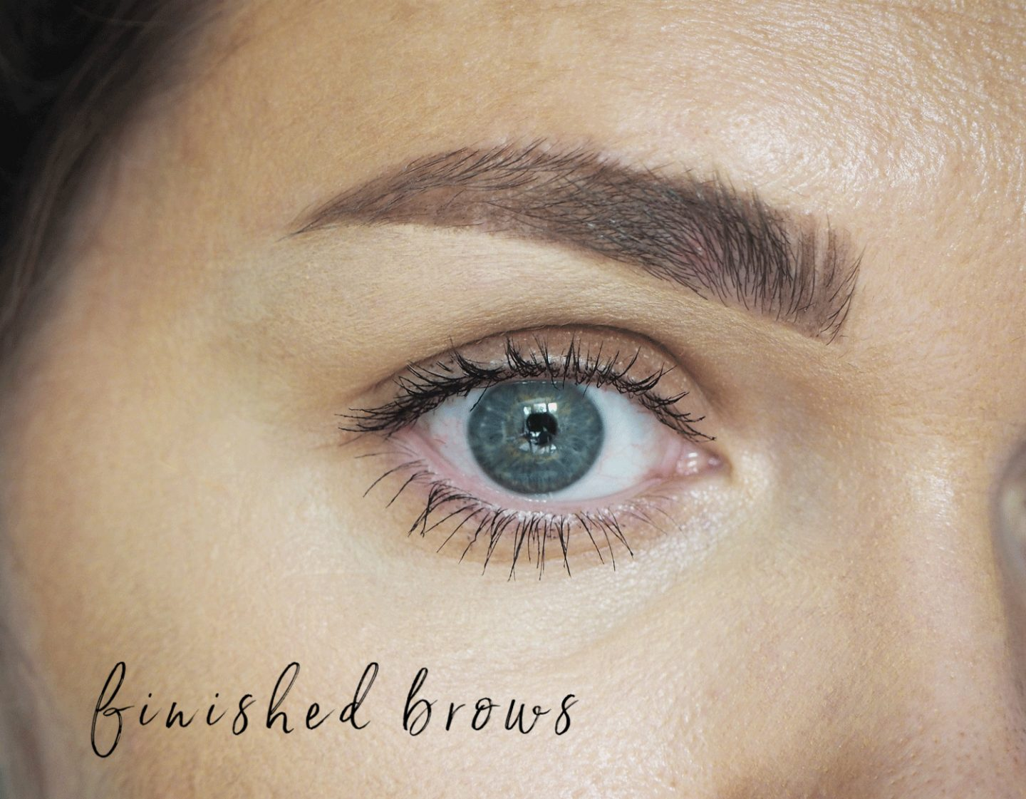how to make brows look fuller