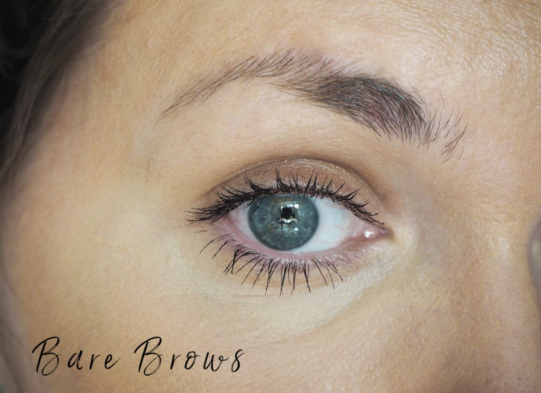 Beauty Edit Mayfair Brow makeup