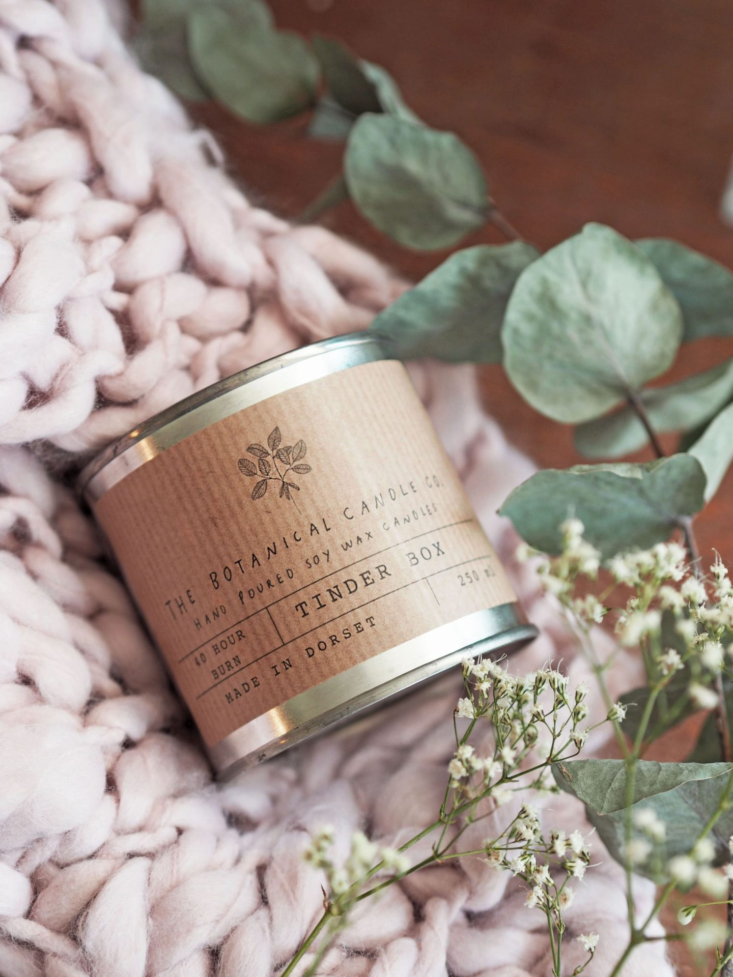 the botanical candle company