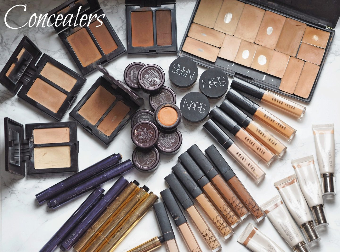 best concealers for professional makeup artists