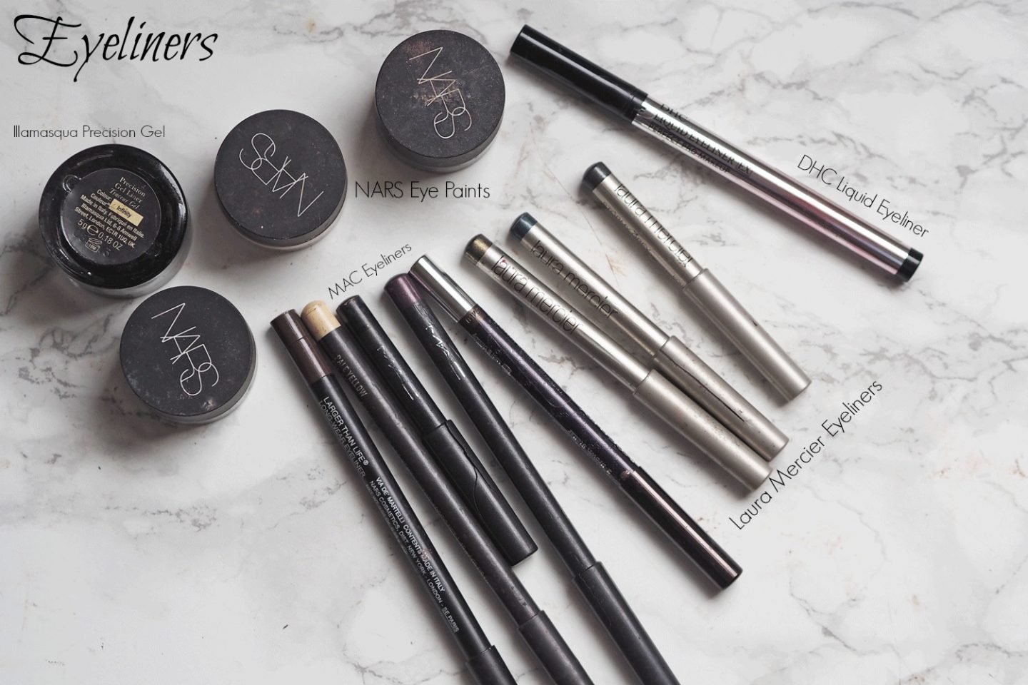 eyeliners for professional makeup artists