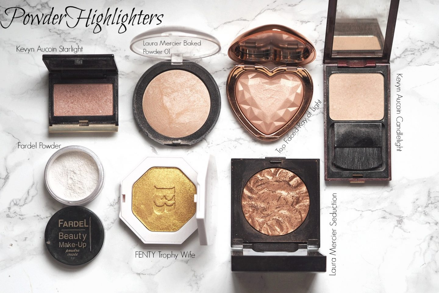 the best powder highighters
