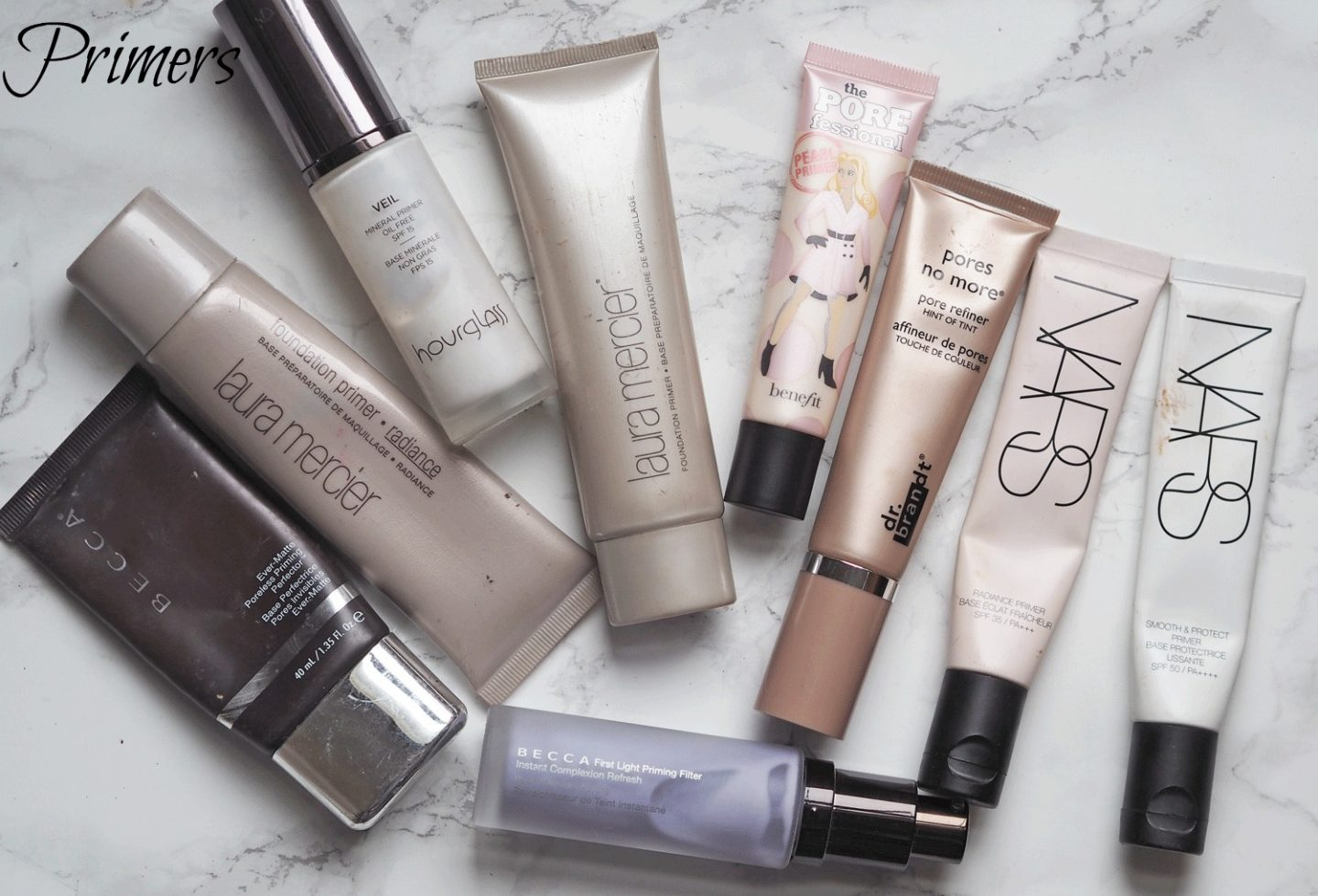 the best primers for makeup artists