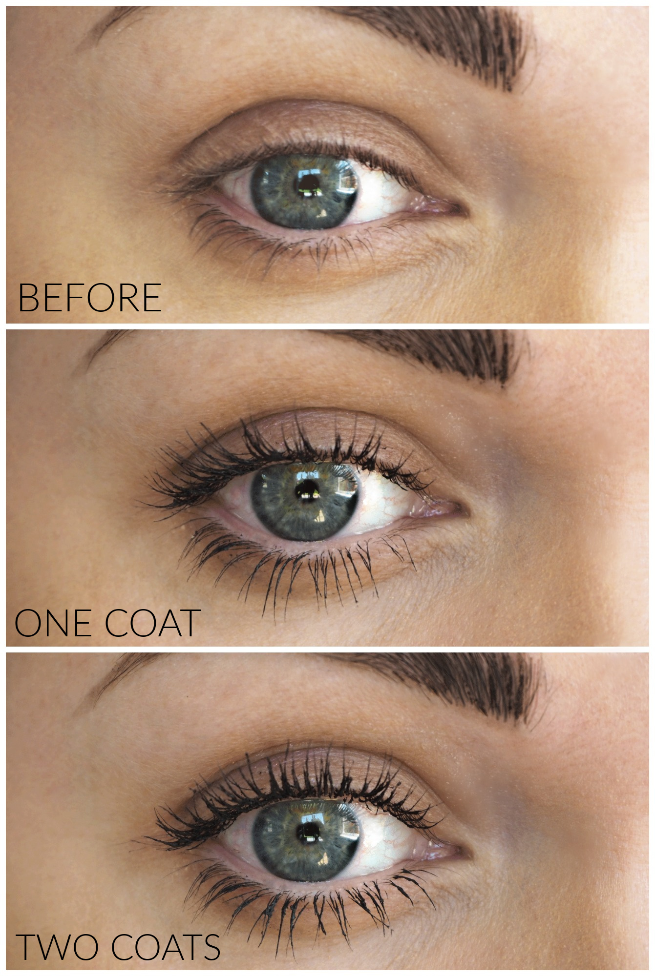 urban decay lash freak mascara review before and after photos