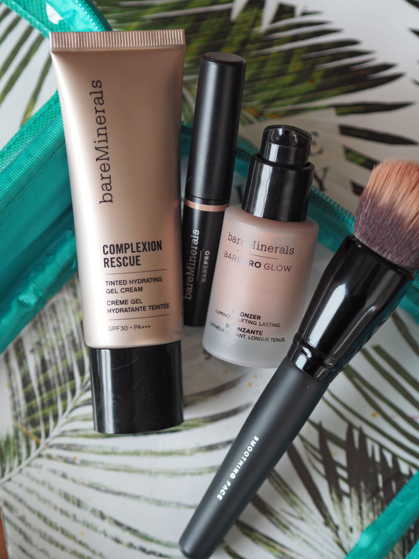 bareminerals barepro glow faux tan review swatches