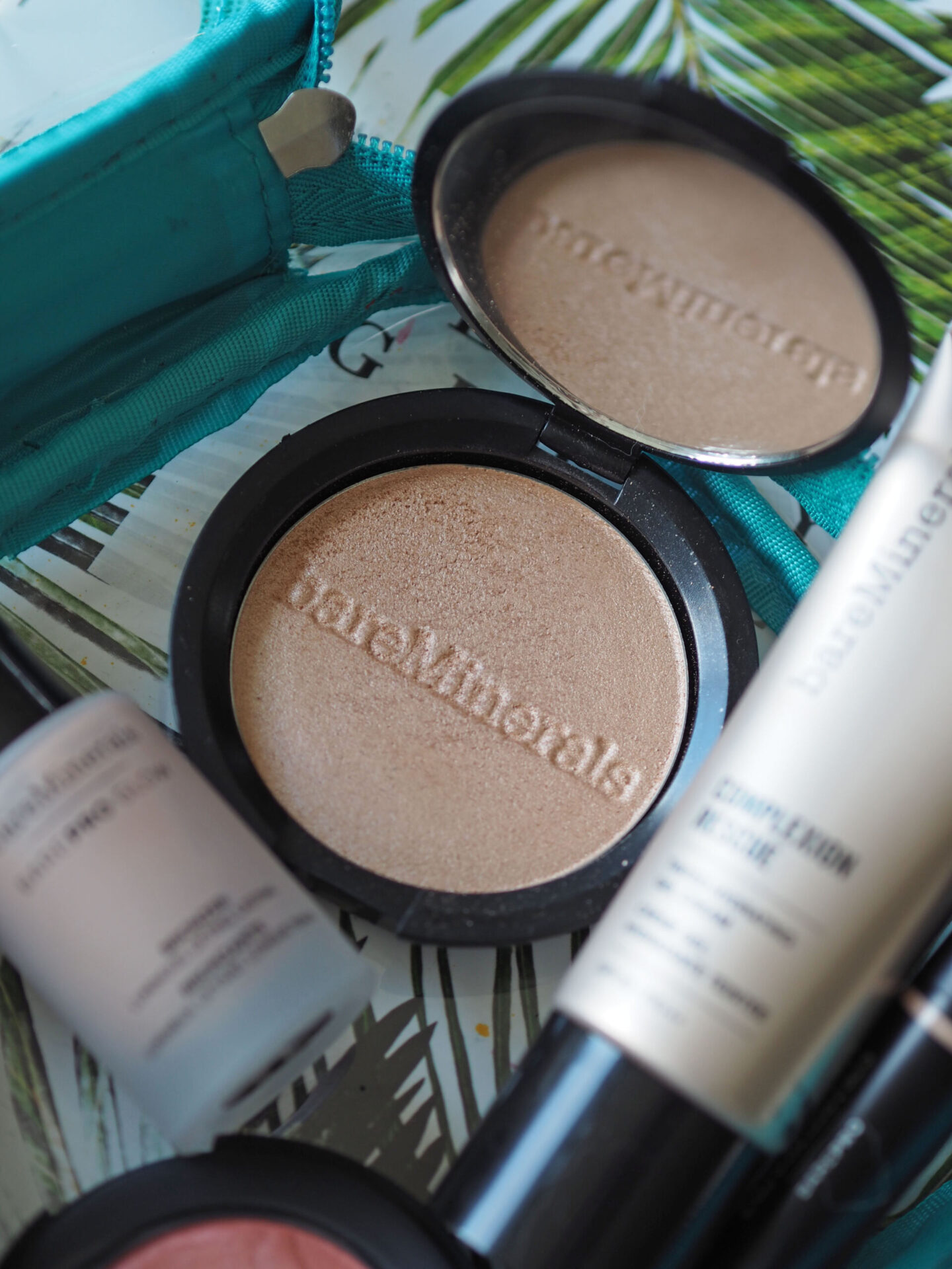bareminerals free highlighter