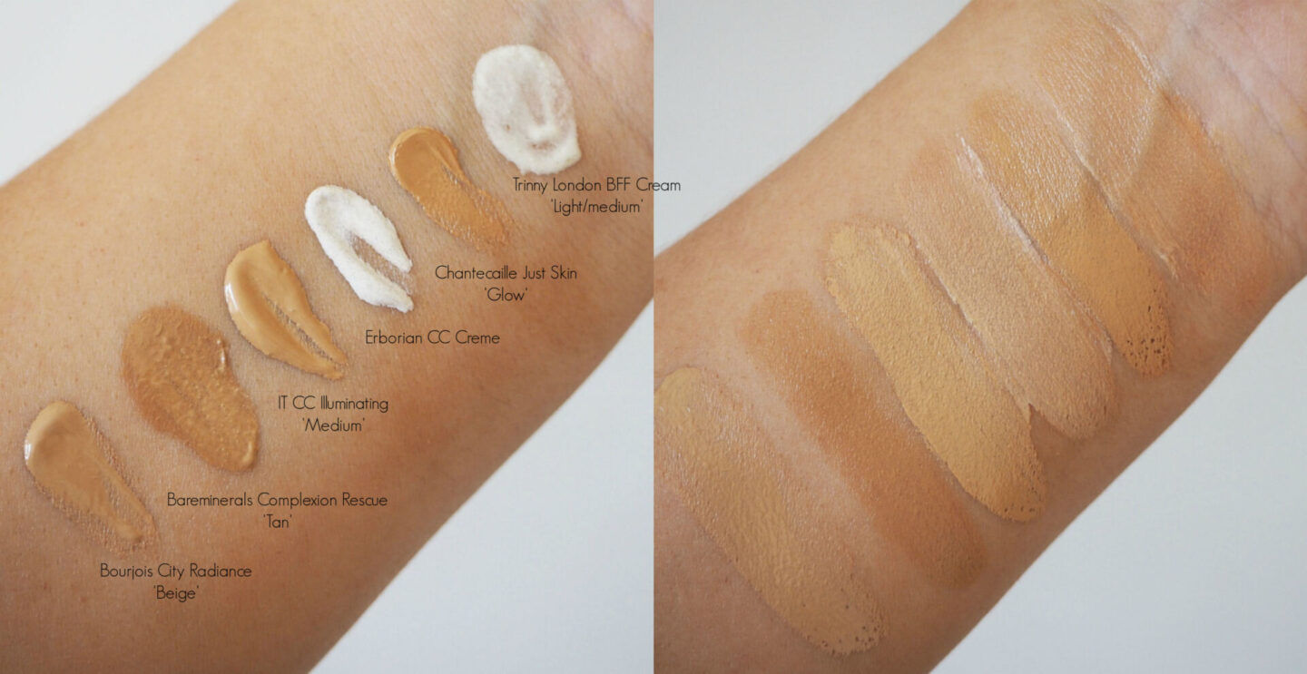 the best lightweight foundation with SPF protection
