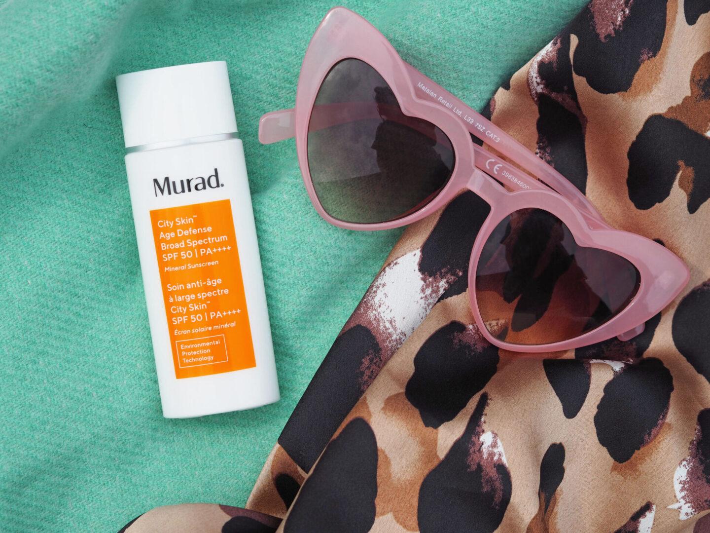 Murad City Skin Age defense broad spectrum SPF50 review