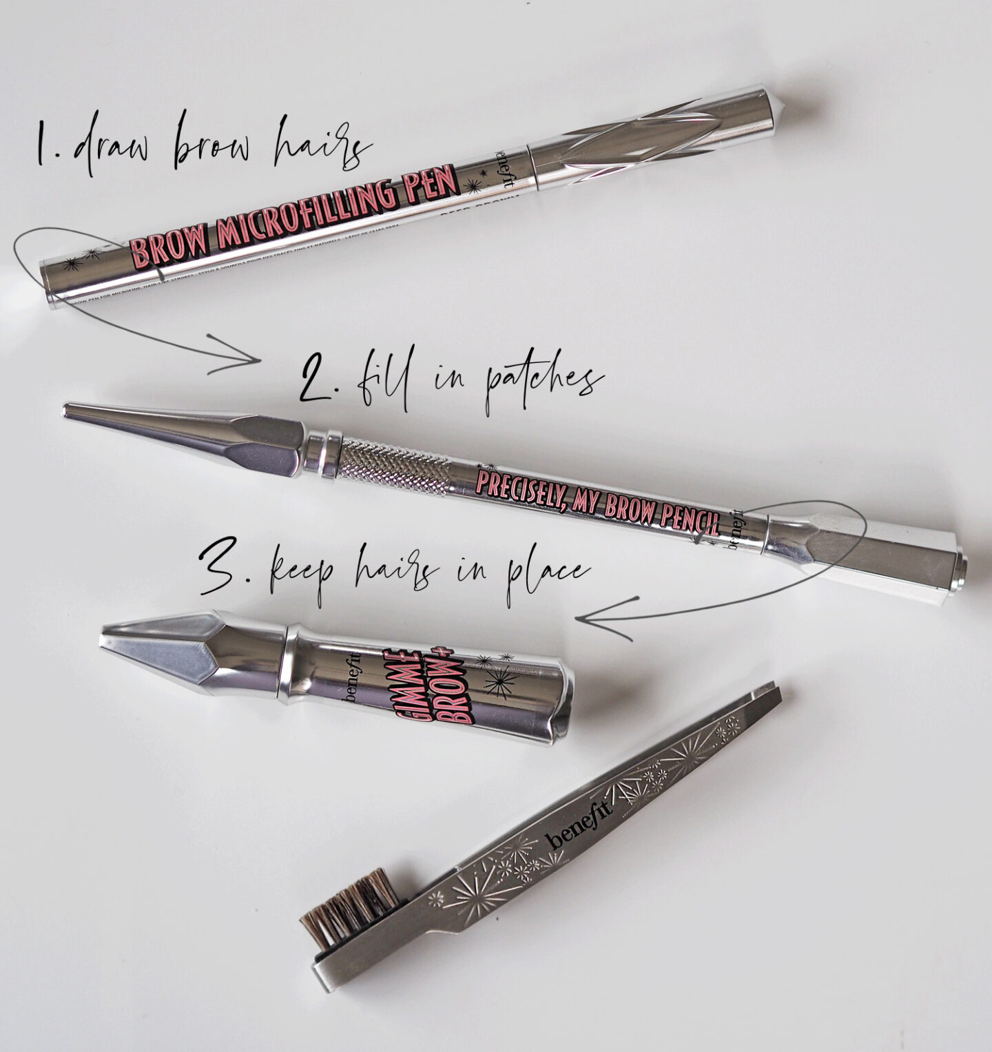 benefit brow microfilling pen review and how to use