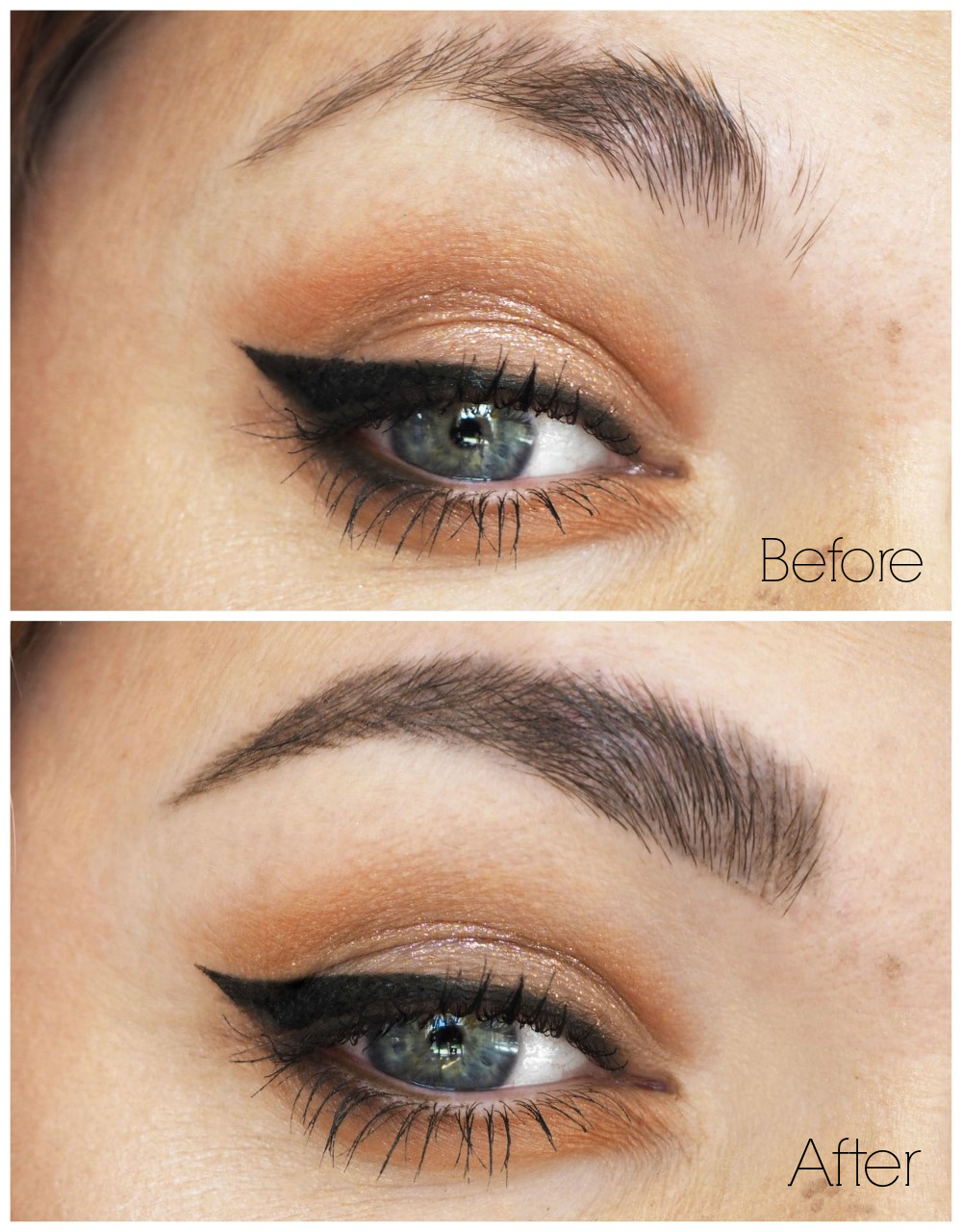 benefit brow microfilling pen review before after