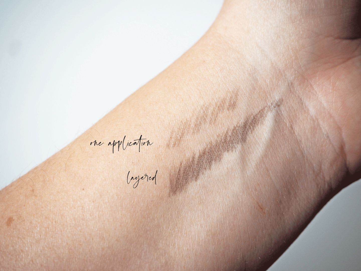 benefit brow microfilling pen review and swatches