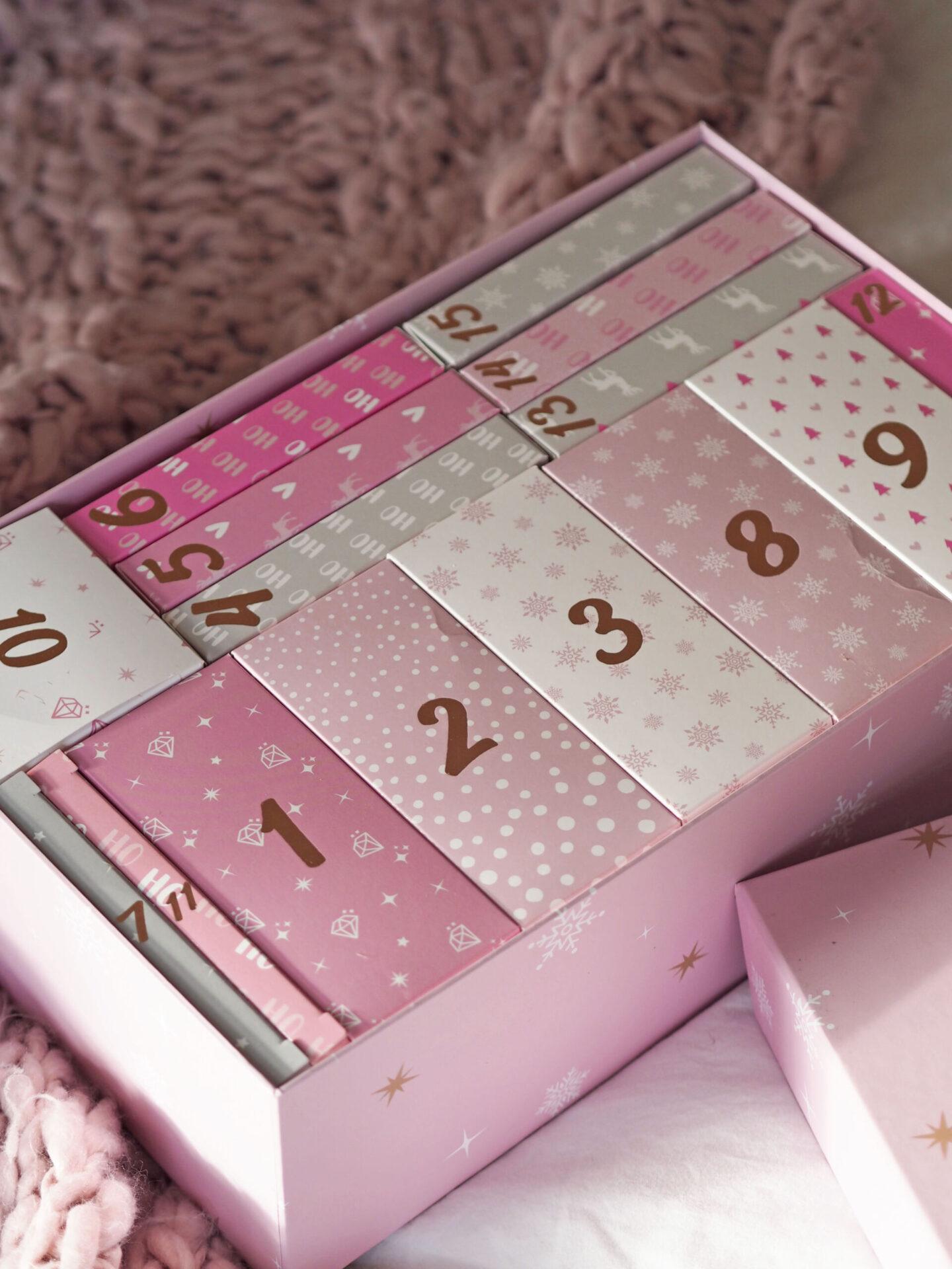 Roccabox beauty advent calendar 2020