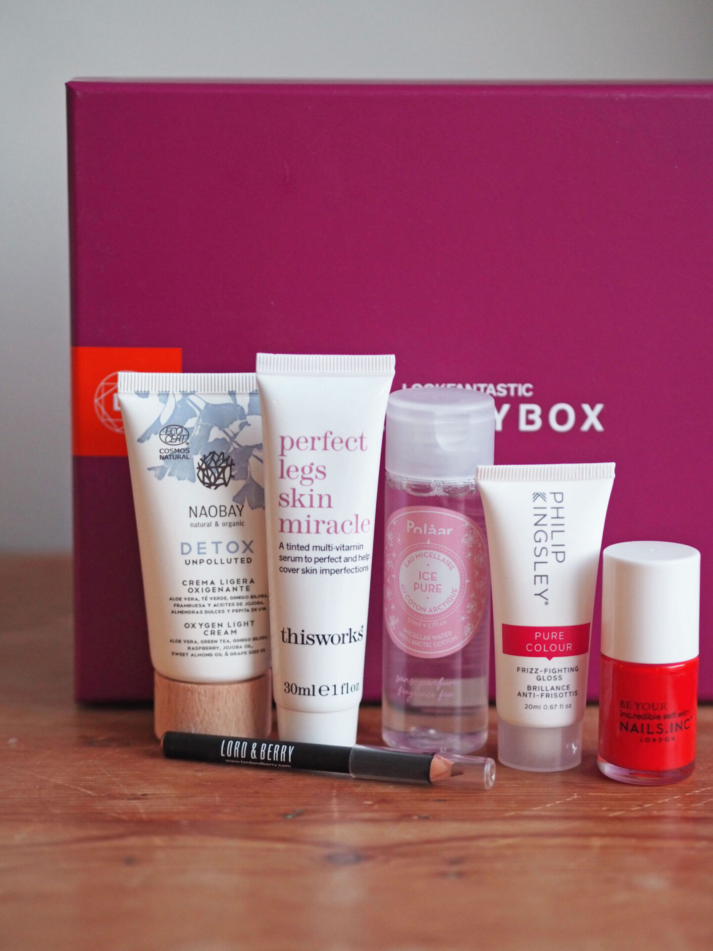 look fantastic beauty box november 2020