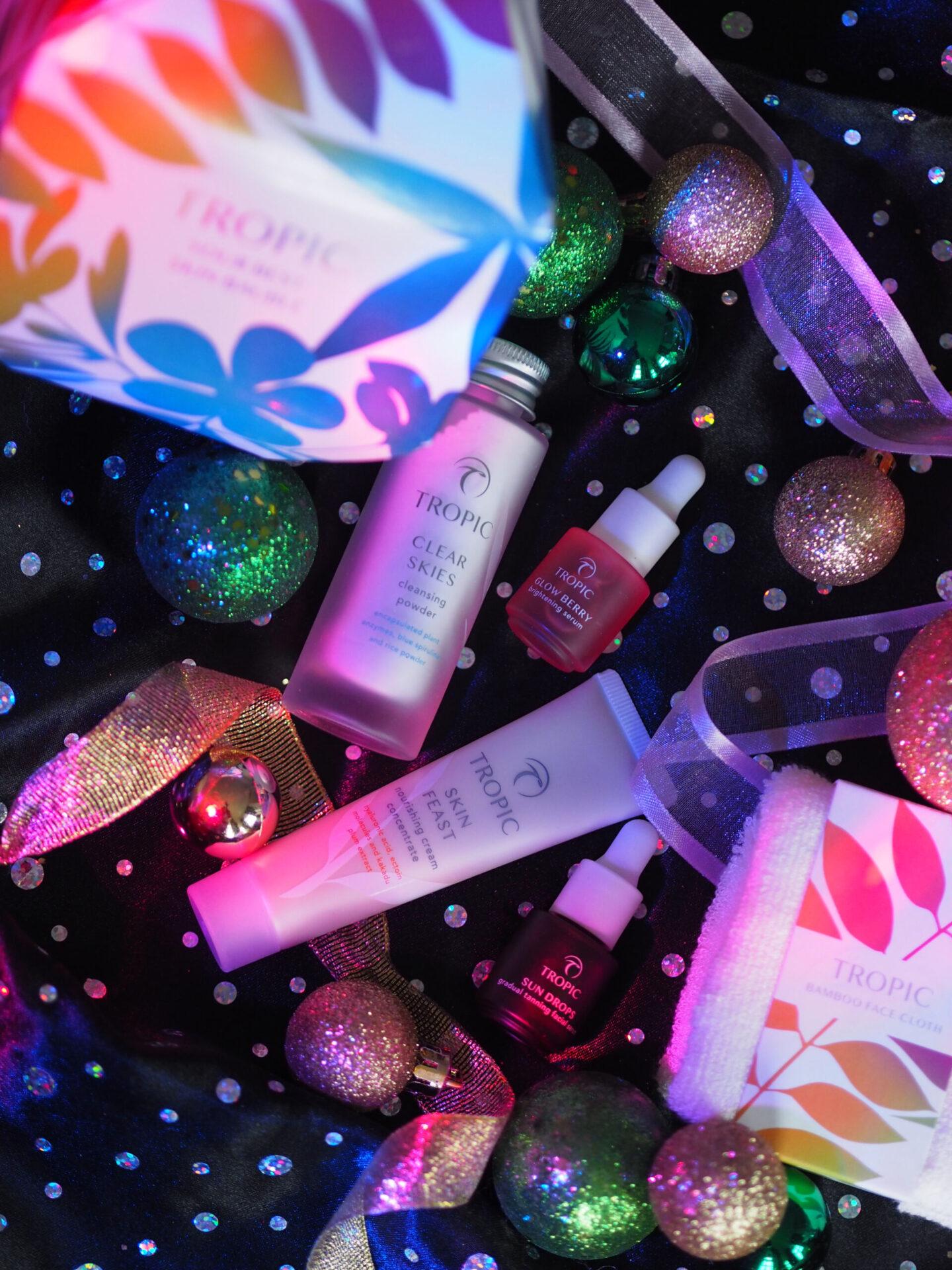Tropic skincare bauble christmas 2020