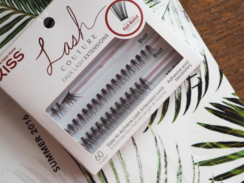 KISS lash couture faux lash extensions