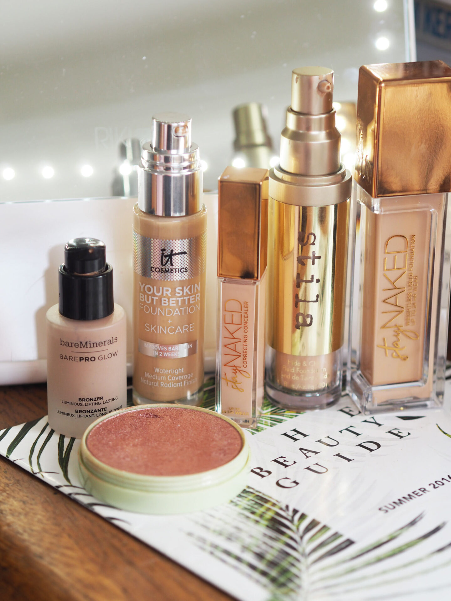 best foundations for glow 2021