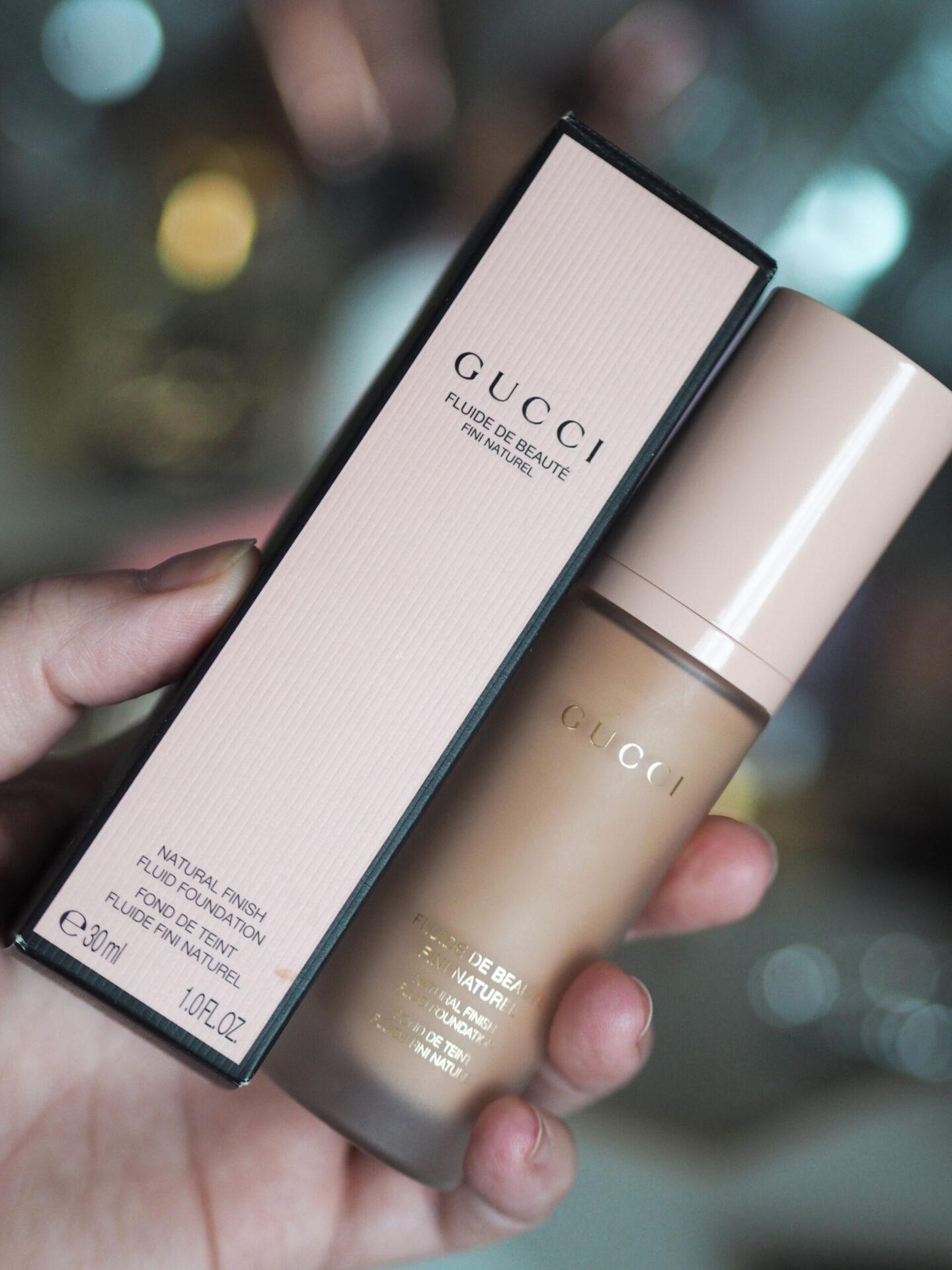 gucci foundation review gucci fluide de beaute fini natural