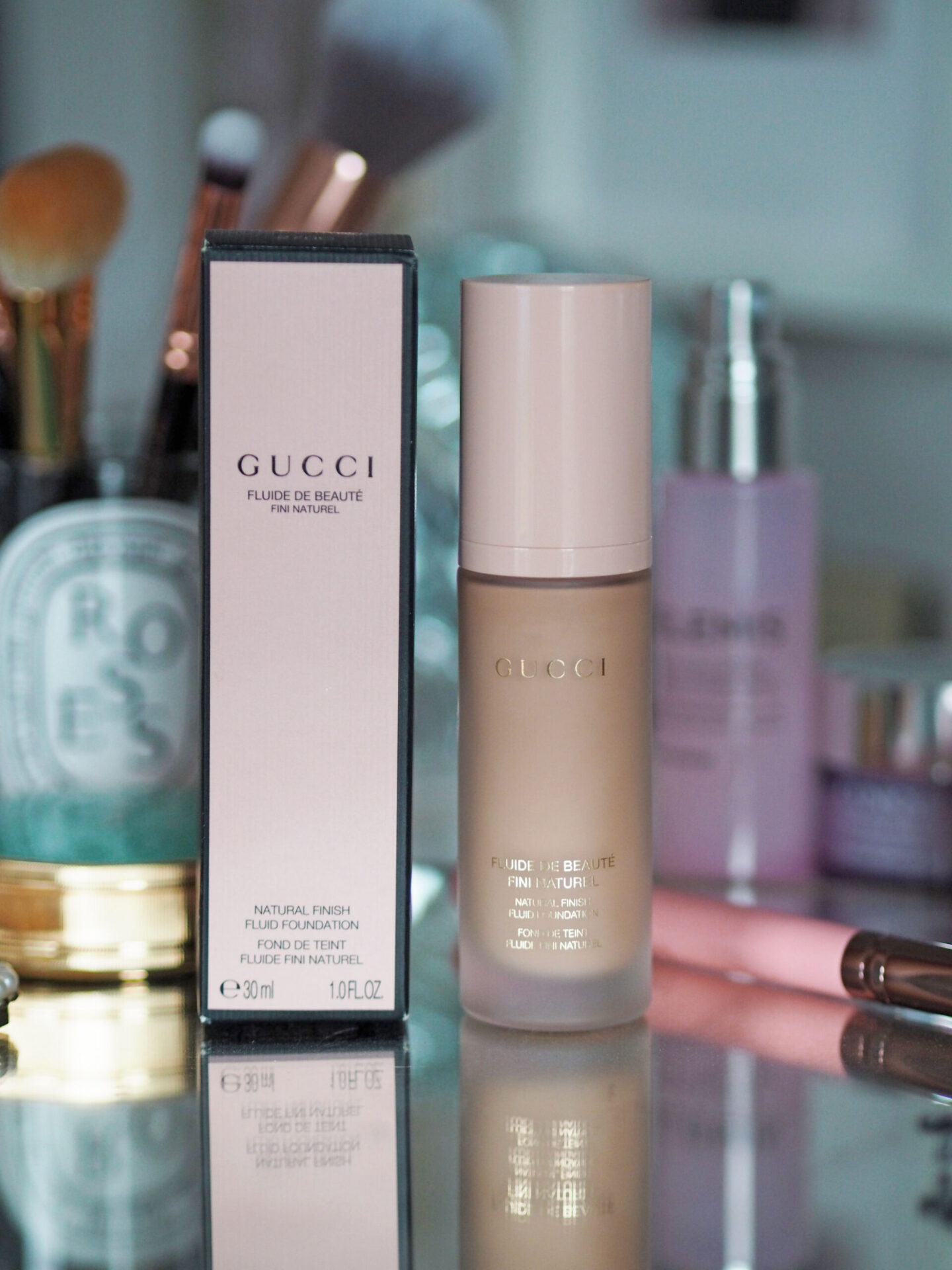 gucci foundation review