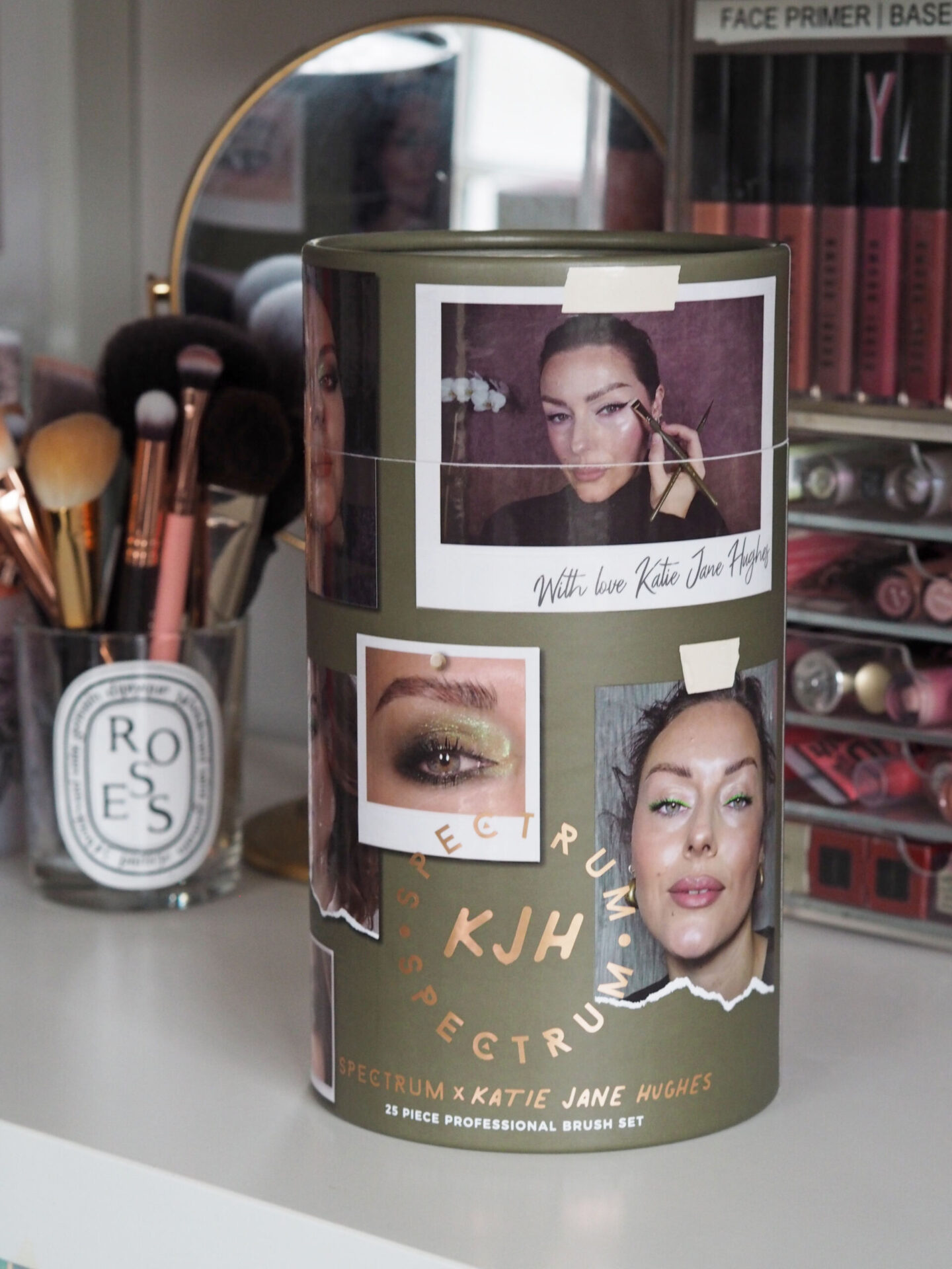 Spectrum Katie Jane Hughes Brush Collection review