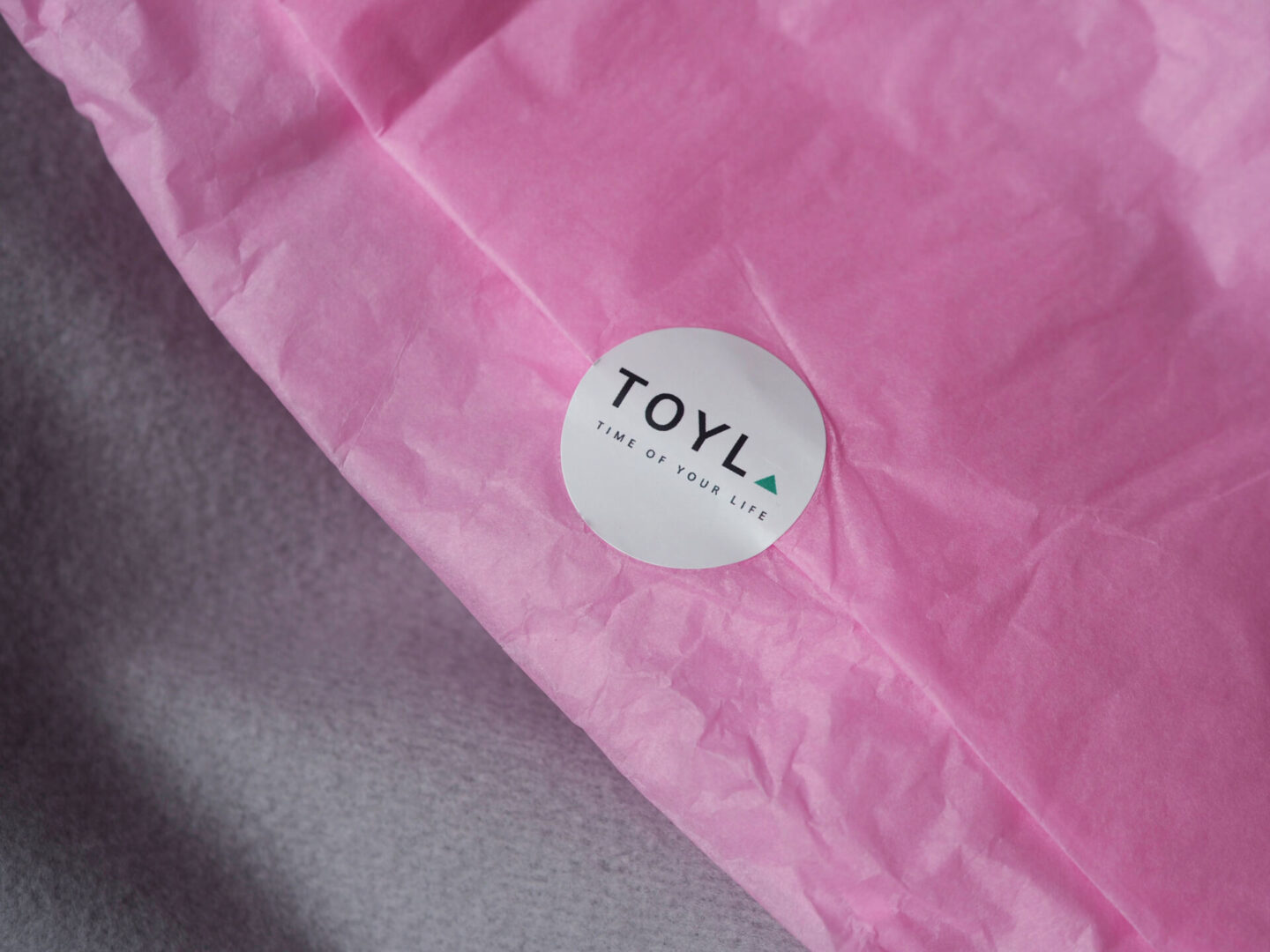 Time of your life TOYL beauty subscription box