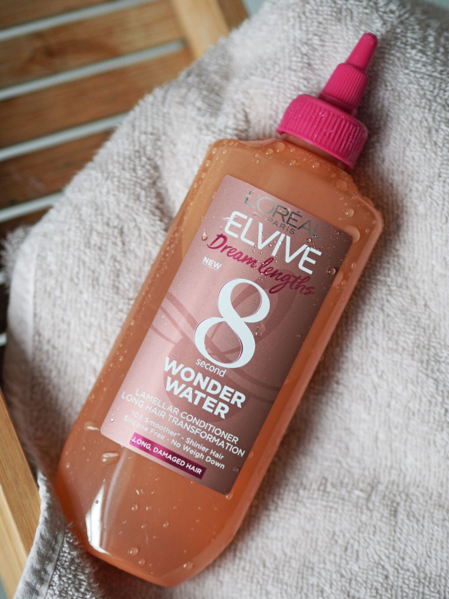 L'Oréal Elvive Dream Lengths 8 second wonder water review