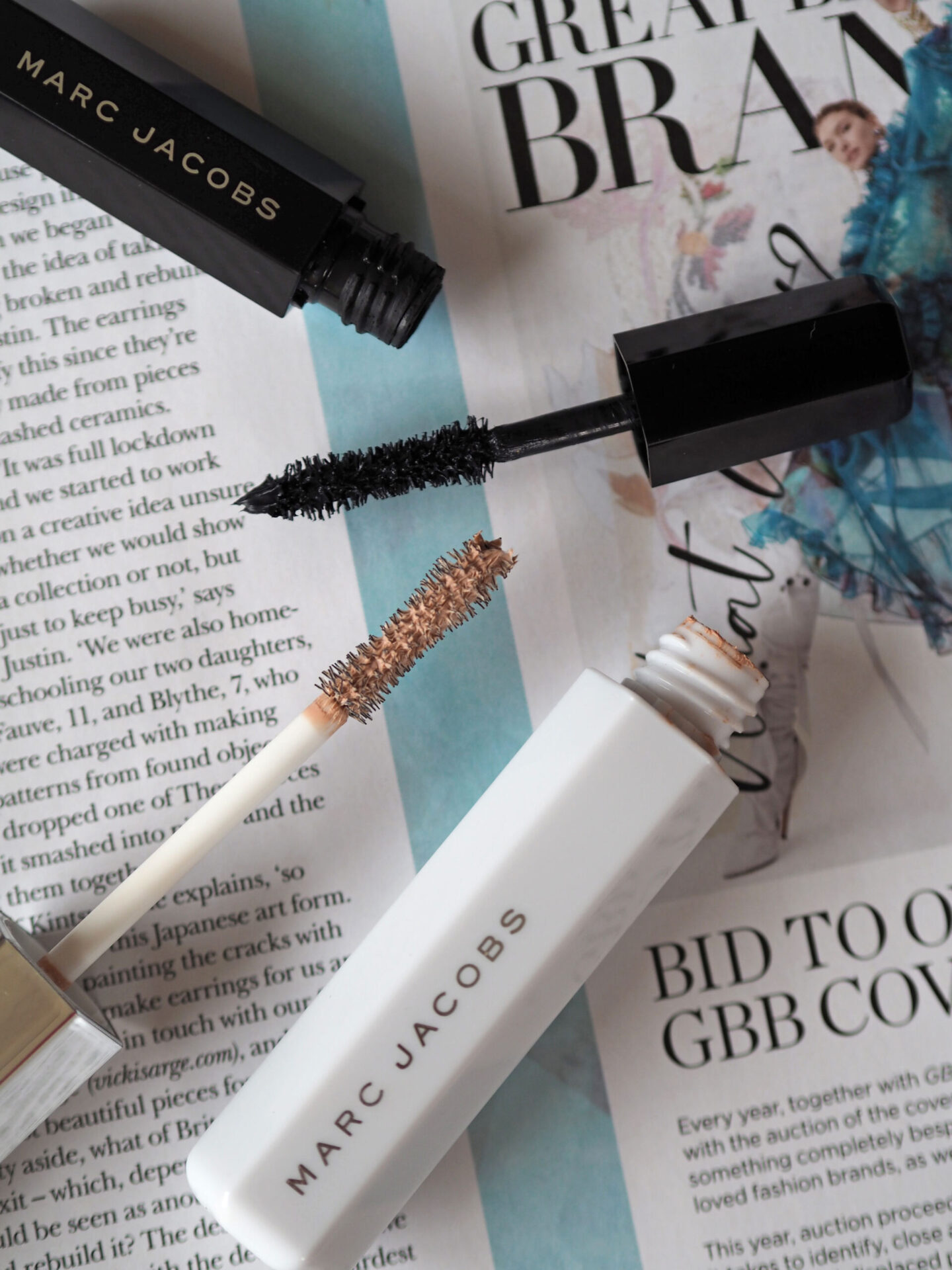 marc jacobs mascara review