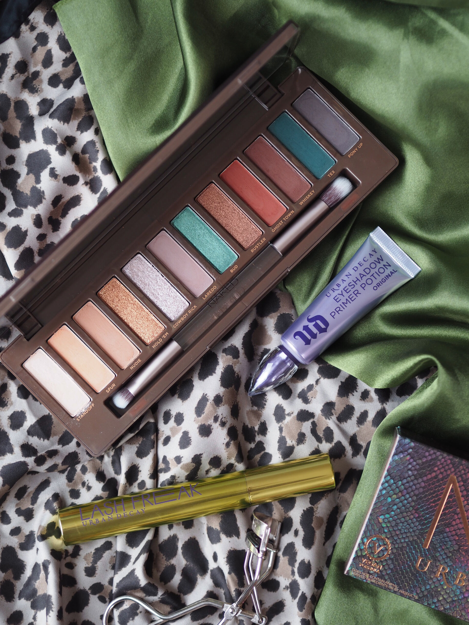 Urban Decay Naked Ultimate Basics Eyeshadow Palette Review