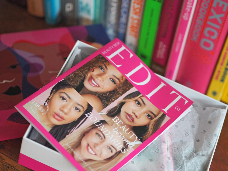 look fantastic beauty box subscription march 2021