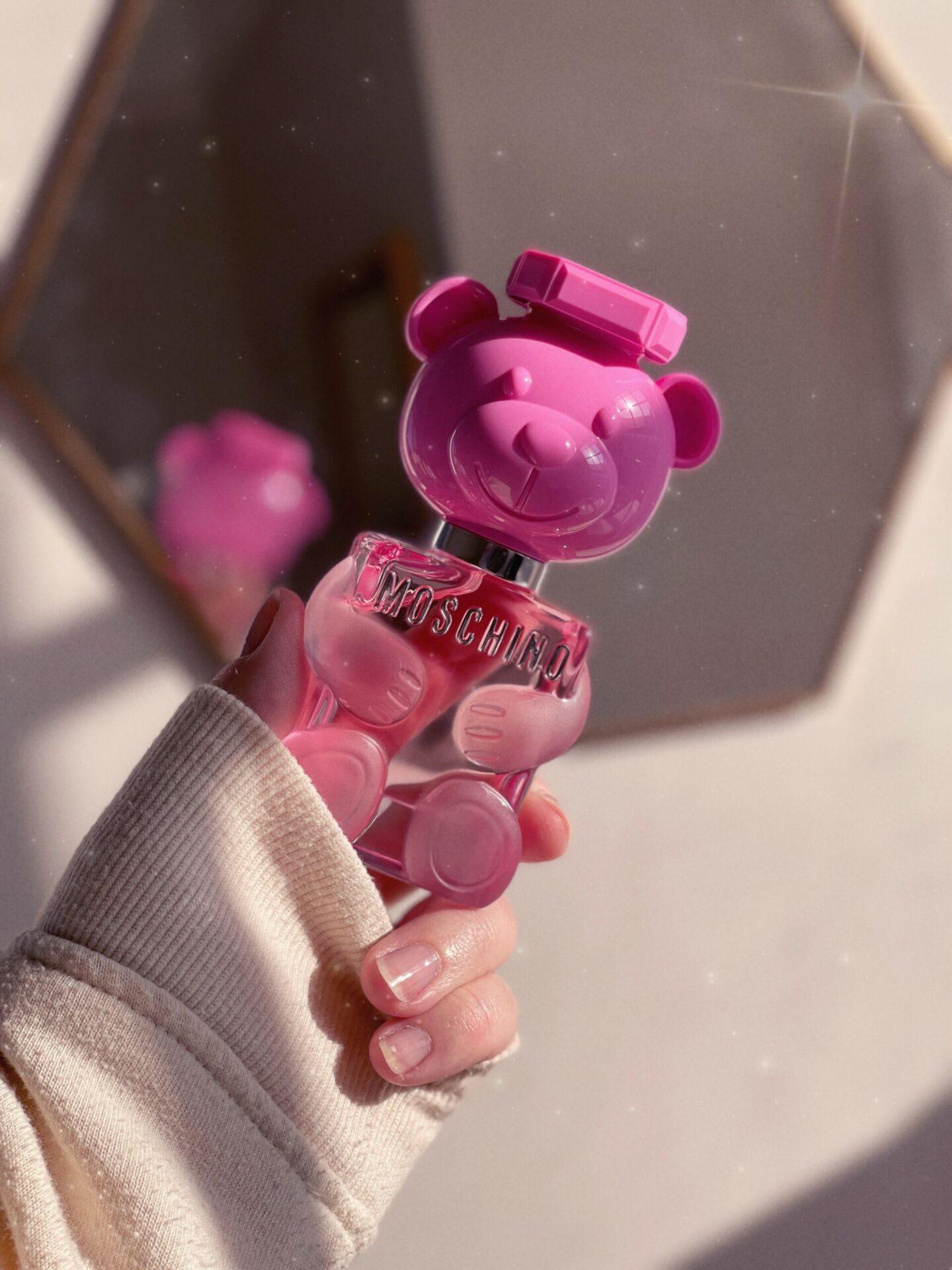 Moschino Toy 2 bubblegum review