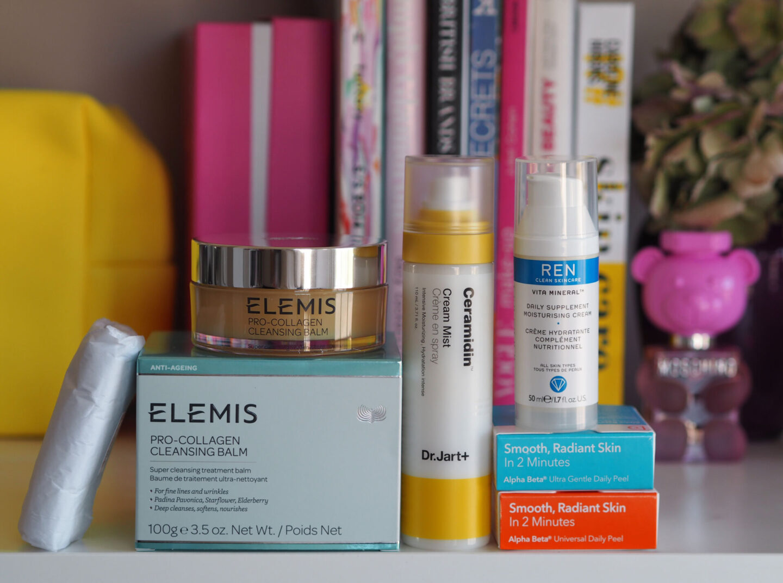 Caroline Hirons Skin rocks monthly box review acids
