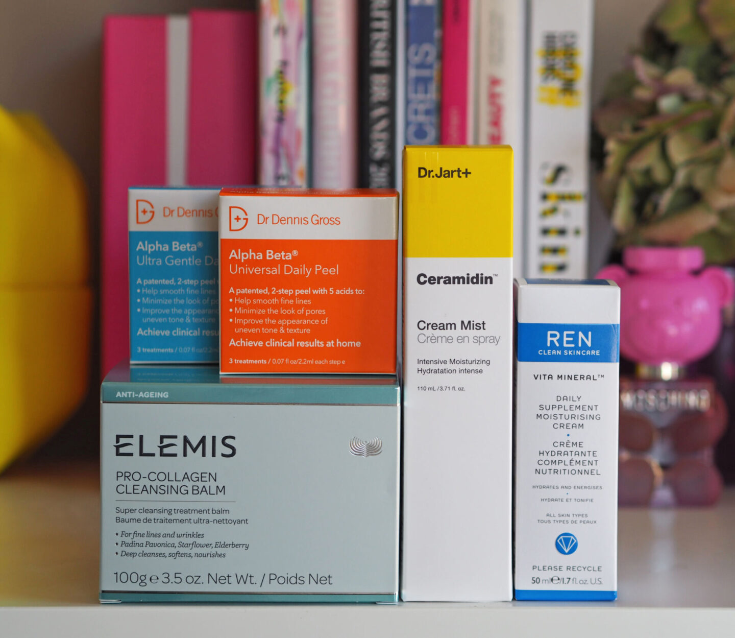 Caroline Hirons Skin rocks monthly box review acids