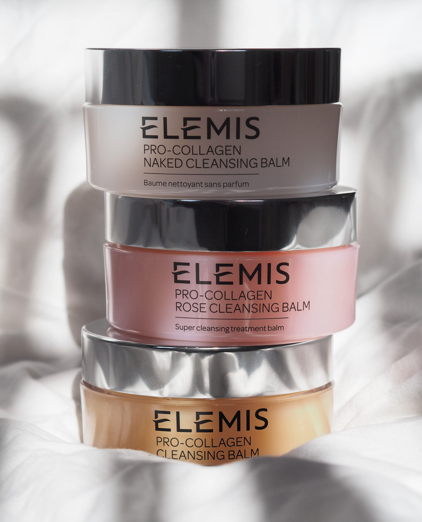 Elemis Pro Collagen cleanser comparison