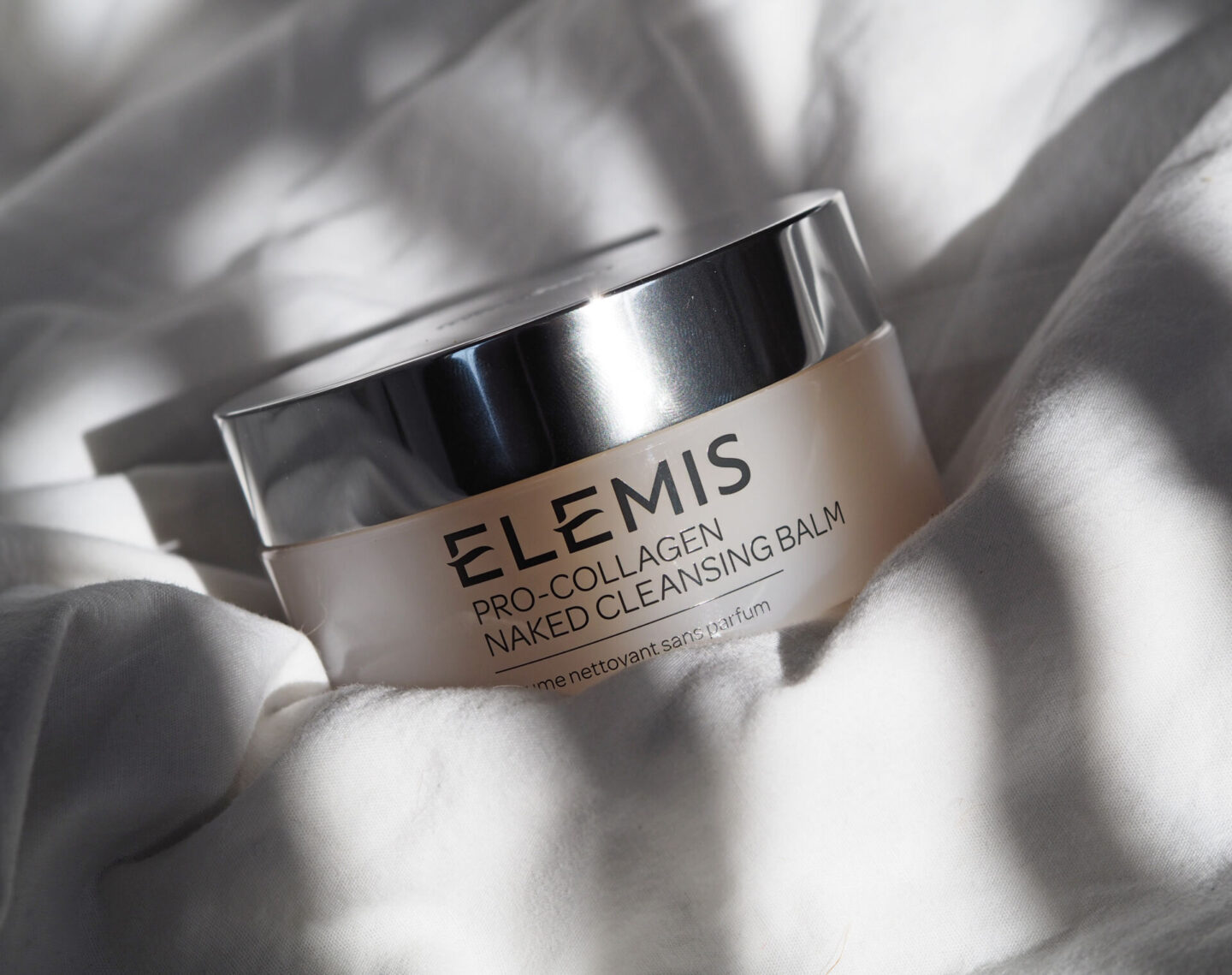 the new elemis naked cleansing balm review