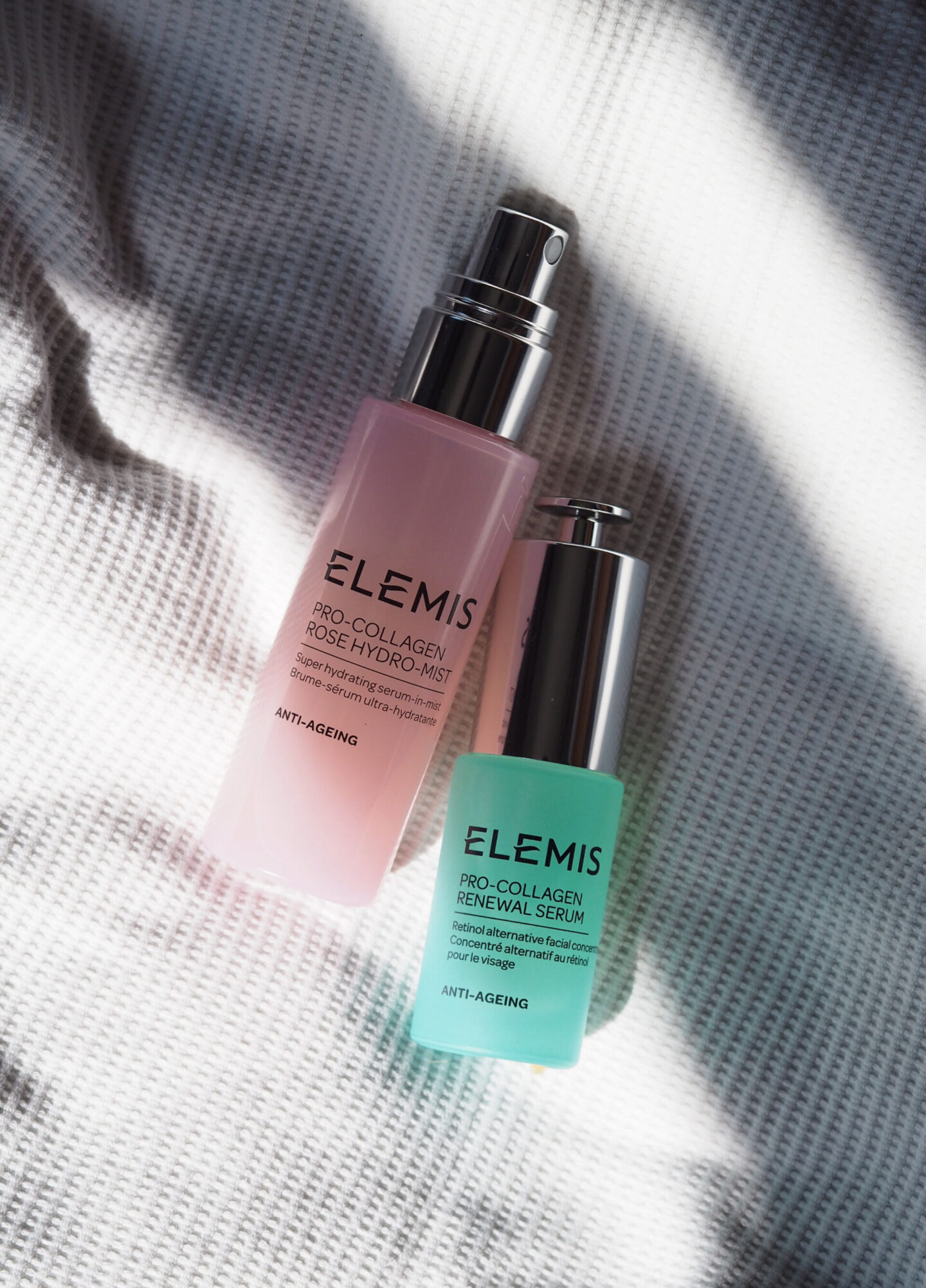 elemis pro collagen renewal serum review