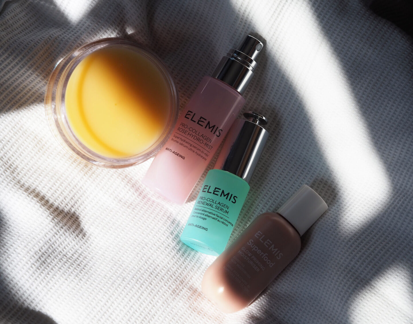elemis skincare routine for older skin