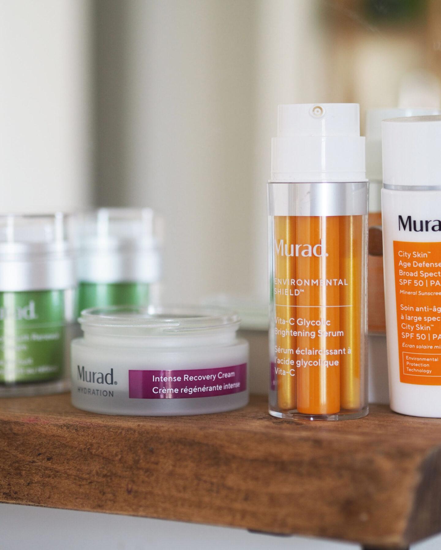 Murad intense recovery cream review
