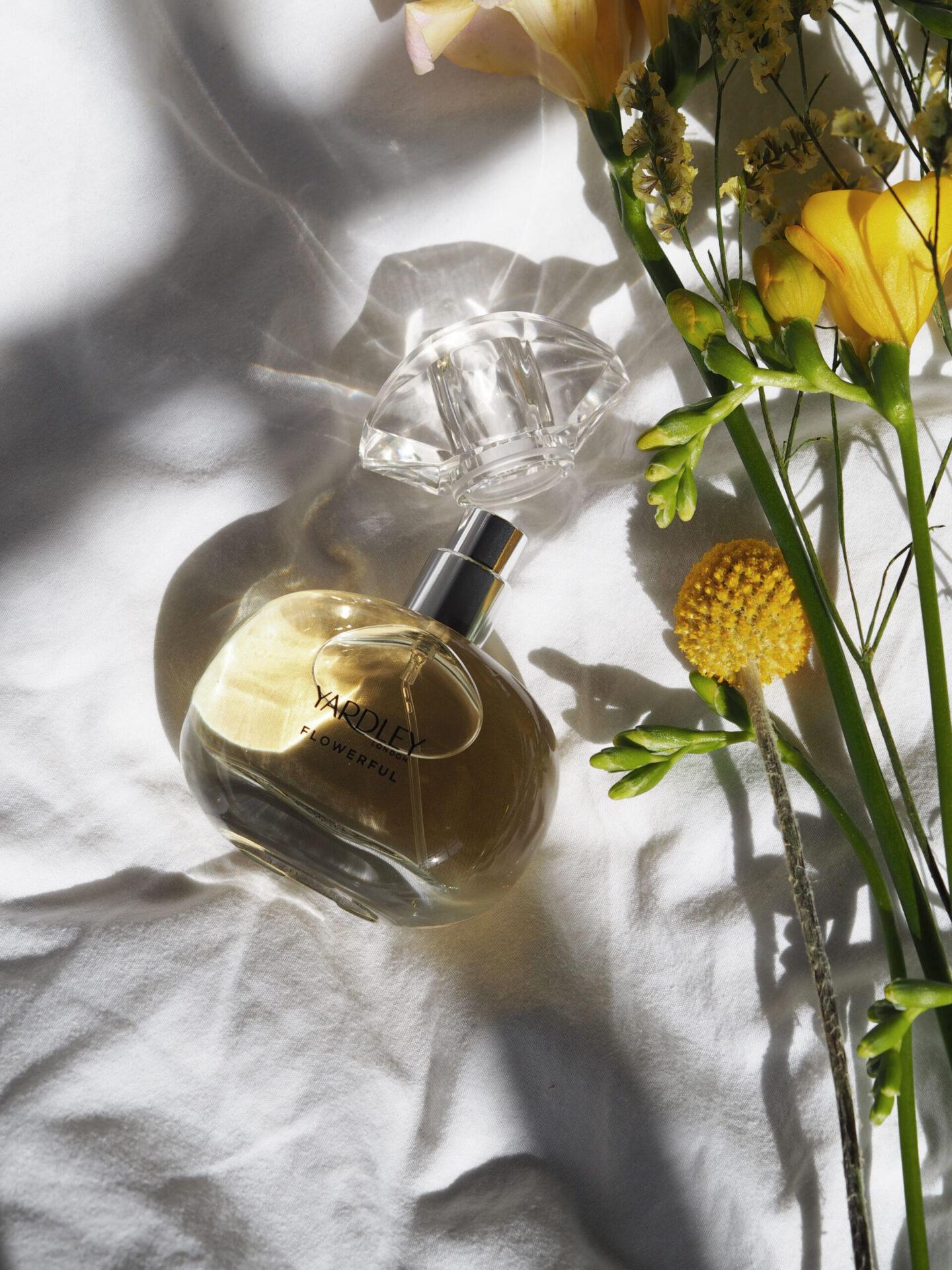 yardley english daisy review
