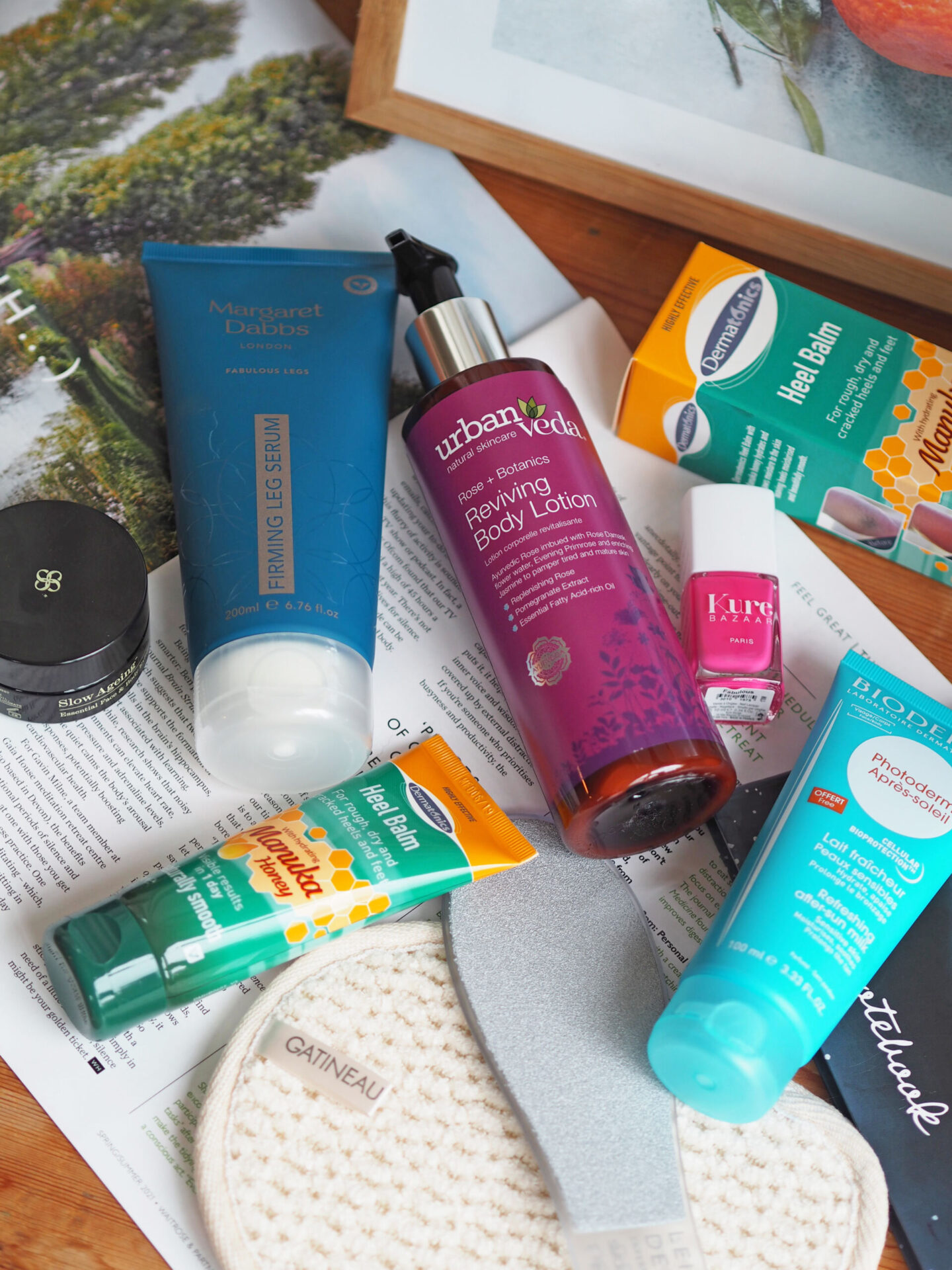TOYL Time of your life beauty box review