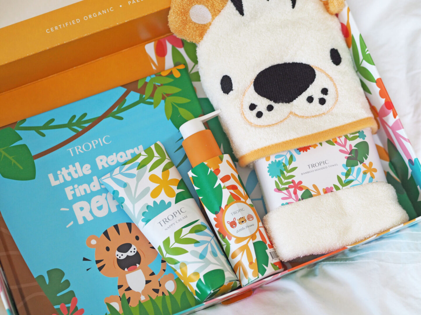 Tropic mama & little tropic review