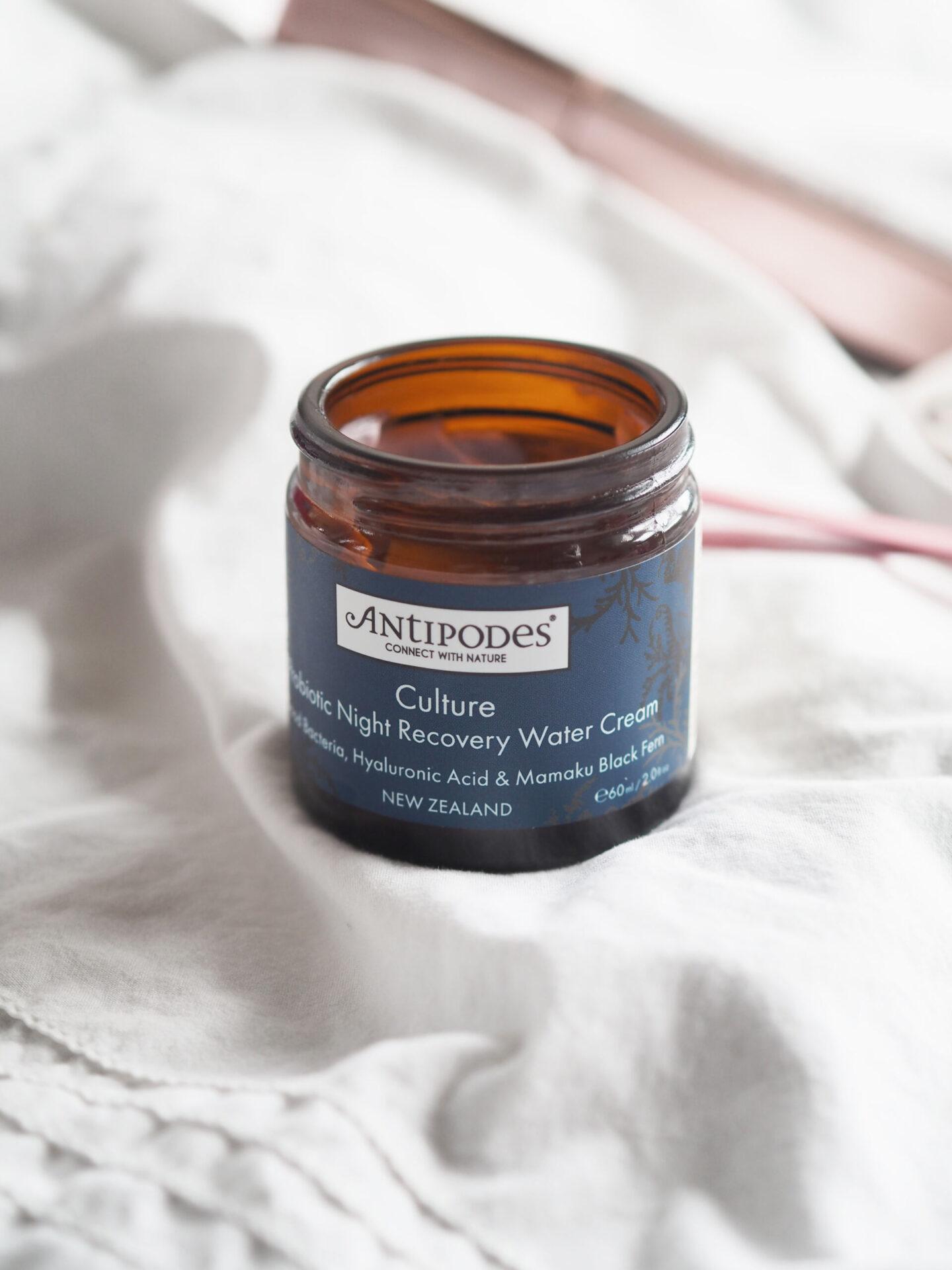 antipodes culture probiotic night cream