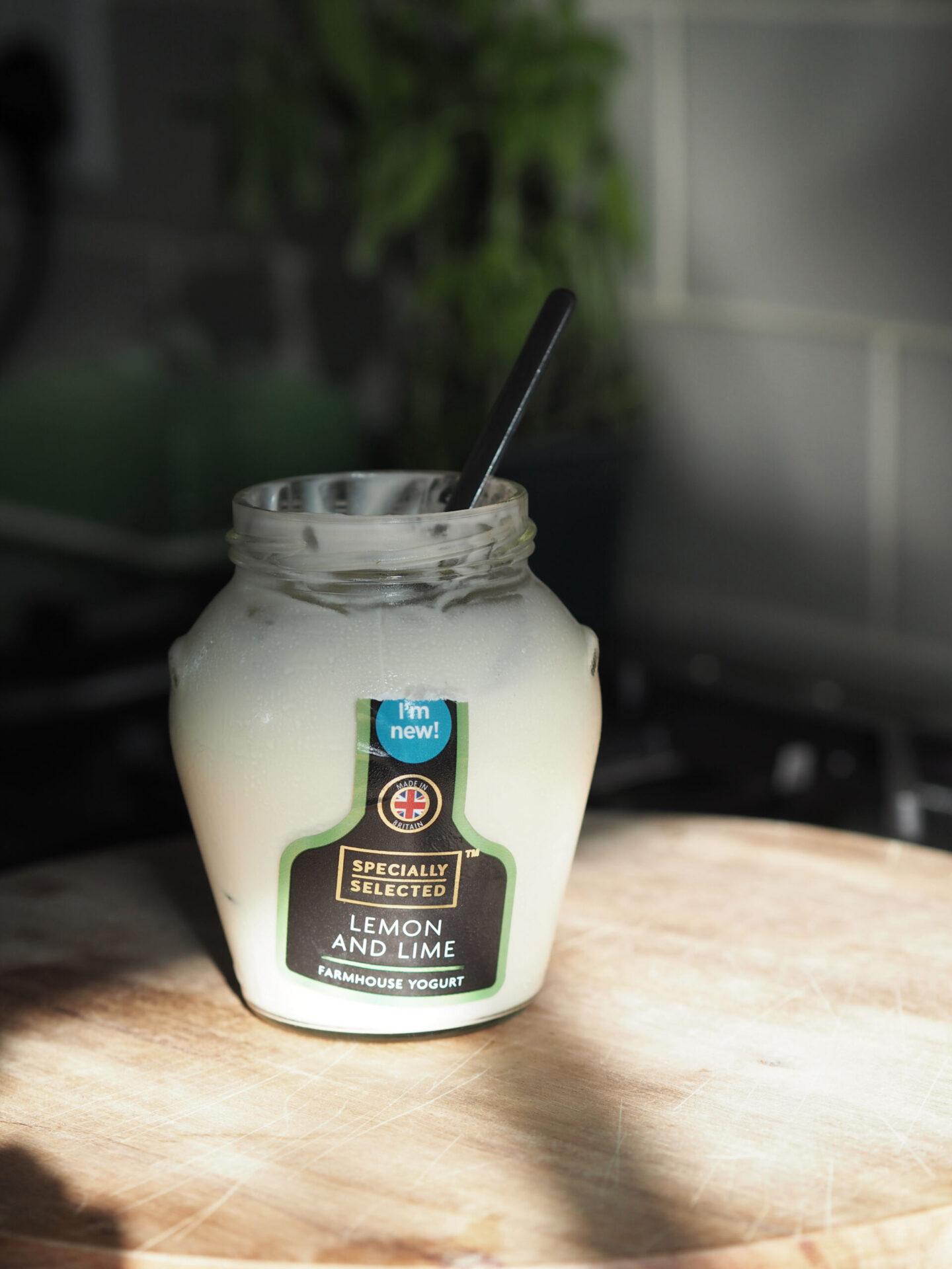aldi farmhouse yoghurts